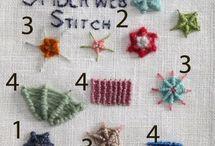 one little stitch / by Marisol Fojas