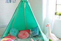 Chidren room & play areas / by Sofia Plana