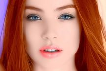 Babes - Redhead / #redhead #girl #sexy #woman #beauty #hair / by Mannenwereld Onze Wereld