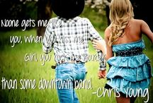 Country<33 / by Sierra Scriver