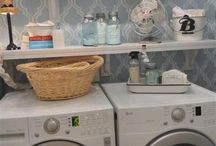 For the laundry room / by Mandee Chris Heward