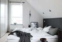 Soverom loft / by Lisa Utnem
