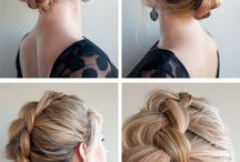 Hair inspiration / by Marie Smith