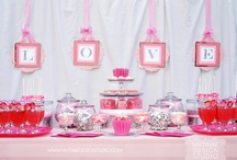 Sugar Rush Buffets by MDS / by Matinae Design Studio