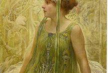 Art ~ Pre-Raphaelite / by Cindy Friedlander