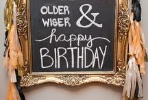 One year older  / by Cassandra Alexander