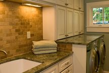 Laundry/Mud room / by Beverly Shade