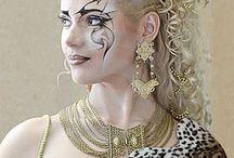 Fantasy Makeup / Fantasy Makeup / by William Hutchinson