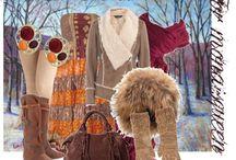 **Winter styles ** / by Jess Fee