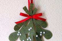 Holiday crafts / by Elizabeth Stracener