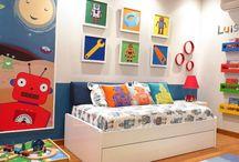 Kalebs big boy room / by Sara Guynes