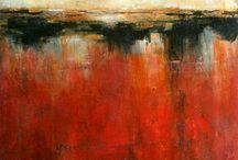 beautiful abstract / by Christine Davis Sander