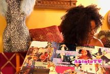 Vision Board Party! Vision Boards, Treasure Maps, Journal Pages / How to make a vision board -- the sections for a treasure make, inspirational journal pages, motivational collage and how to create a Big Bombshell Breakthrough Board.  / by Abiola Abrams, Love-Body-Spirit Coach