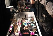 Backstage NYFW SS15 / by beautyblender