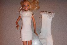 Barbie clothes / by Kristen Lee Fields