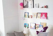 Kids Reading Nook / by MyUrbanChild