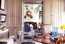 Dining Room / by Becky Bratt