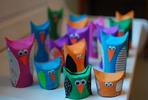 Toddler Crafts / by Collette Reyes