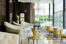 GORDON RAMSAY RESTAURANT / by Trianon Palace Versailles, A Waldorf Astoria Hotel