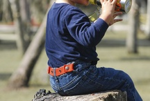Cutie Patooties! / Dapper Snapper fans share their love of these genius toddler belts. / by Dapper Snappers