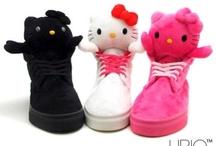 <3 Hello Kitty Stuff!! / by Rachel Trace Myers