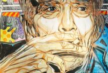 C215 by Hookedblog / A board featuring the work of C215 / by Hookedblog Street Art