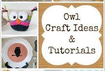 OWLS OWLS OWLS! / by Mahala Dixson