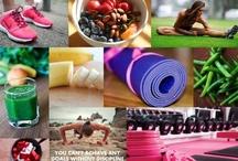 ░ Fitness N Health ░ / by Irene Vermeer