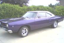 60s Muscle Cars / by GMC Sierra