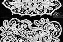 crochet: Lace / by Svetlana Davidova