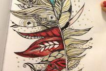 zentangle art / by Elisabeth Doherty