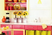 Kitchen Ideas / by Sarah Kindle