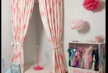 Darling Girls Bedrooms / Inspiration for my daughters bedroom and other neat ideas!  / by Elisha