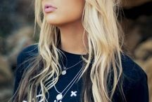 going blonde / by Ally Hopson
