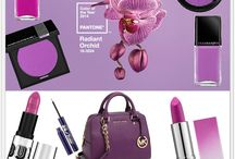 Pantone Radiant Orchid / Images and inspiration for Pantone's 2014 Color of the year Radiant Orchid / by Pink Sith