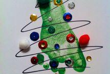 Christmas / by Jennifer Guggisberg Estochen