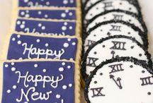 new years / by Erica Loudermilk