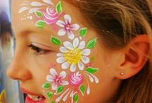 face painting / by Penny Parker
