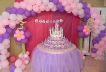 Birthday Party ideas / by Nancy Collins