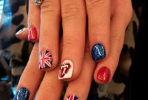 Nails / Some inspiration for nail art lovers! / by Charlotte Bishop