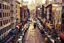 New York City Places & Spaces / by City Guide