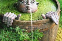 tuin en tuin decoratie / by tineke wiendels