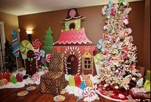 Christmas studio set / by Priscilla Nickels