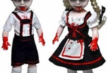Living dead dolls / by Christa Leadley
