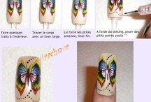 Nail Art Step by Step / by Mystic Nails
