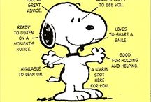 Snoopy / by Allofmystyle