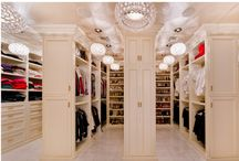 Closets / by Pam Tucker