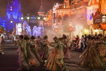Halloween Time in Walt Disney World / by Lou Mongello