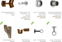 Our Blog / The Curtain Rod Shop - Offering Premium Window Treatment Hardware at Affordable Prices. / by The Curtain Rod Shop