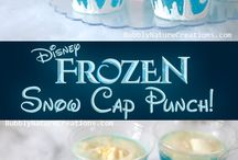 Frozen Party Ideas / by Vickie List